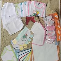 Combo 55 món sơ sinh cho mẹ chuẩn bị cho bé chào đời