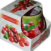 Ly nến thơm Admit ADM7240 Cranberry 80g (Hương việt quất)