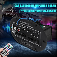 100W High Power bluetooth Subwoofer Hi-Fi Bass AMP Amplifier Board with Remote Control For Home Car MP3 Audio