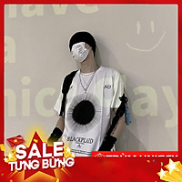 Áo Thun Oversize Sun Yes or No trắng unisex M.L.XL PhillipStore