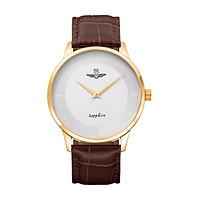 Đồng hồ nam SRWATCH SG3004.4602CV trắng đơn giản, mặt tròn, sang trọng, lịch lãm