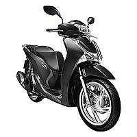 Xe Honda SH 150i CBS Việt Nam (Đen)