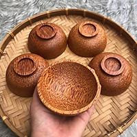 Chén gỗ dừa nhỏ- Chén đựng nước chấm