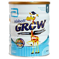 Combo 3 Lon Sữa Bột Abbott Grow 1 (900g)