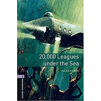 Oxford Bookworms Library (3 Ed.) 4: Twenty Thousand Leagues Under The Sea MP3 Pack