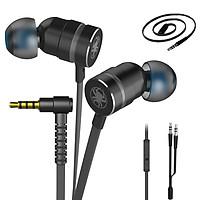 Tai nghe Game thủ, tai nghe in ear gaming Plextone G20 mẫu mới 2019 dây dẹt chống rối, Jack 3.5mm chữ L chống gẫy, Microphone Built in Filter Circuit – Hàng Chính Hãng.