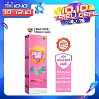 Sữa bột Colosmulti Pedia Gold hộp 2 gói x 16g chuyên biệt giúp bé ăn ngoan