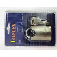 Ổ khóa cao cấp Toplex, chống cắt tròn, size 40mm