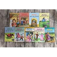 Bộ truyện Ngôi Nhà Nhỏ Trên Thảo Nguyên - Full 9 tập