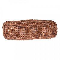 Đệm ghế ô tô hạt gỗ hương mộc 12 ly (45 x 110 cm)