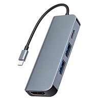 HUB đa chức năng: Hỗ trợ thẻ SD / thẻ TF / USB / giao diện HD / chuột / bàn phím / máy ảnh / đĩa U