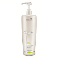 Dầu gội Keratin Nouvelle New Generation Double Effect Nutritive dược thảo dưỡng trị tóc hư 1000ml