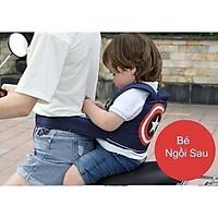 Đai an toàn cho bé ngồi xe máy - Đai đi xe máy cho em bé