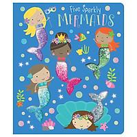 Five Sparkly Mermaids
