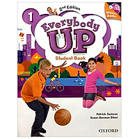 Everybody Up 1: Student Book with CD Pack (2nd Edition)