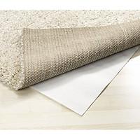Thảm Lót Chống Trượt JYSK Kastanie Polyester Trắng 130 x 190cm