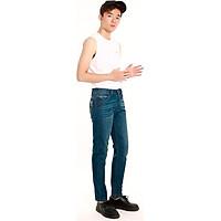 Quần Jeans nam Narsis G7011 màu sắc trẻ trung năng động, chất liệu Cotton 2% Sp cao cấp, co giãn tốt, sản phẩm được sản xuất tại Việt Nam bởi thương hiệu thời trang nổi tiếng NARSIS