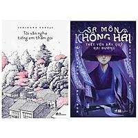 Combo 2 cuốn tiểu thuyết ngôn tình hay:Sa Môn Không Hải Thết Yến Bầy Quỷ Đại Đường Tập 4+Tôi Vẫn Nghe Tiếng Em Thầm Gọi ( Tái Bản )