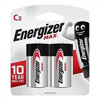 Pin trung Energizer Max E93 vỉ 2 viên chính hãng