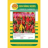 Hạt giống hoa Mồng Gà Đuôi Phụng nhiều màu - hoa Mào Gà Phụng Vỹ Mix VTS108
