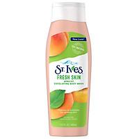 Sữa Tắm St.ives Fresh Skin Apricot Exfoliating Body Wash 400ml