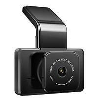 Camera hành trình ô tô, xe hơi Phisung K10 tích hợp camera sau Wifi GPS