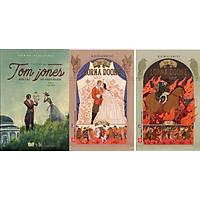 Combo Văn Học Anh: Hộp Sách Tom Jones - Đứa Trẻ Vô Thừa Nhận 2 Tập + Tình sử Lorna Doone 2 Tập