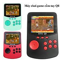 Máy chơi game 4 nút mini cầm tay với hơn 506 game cổ điển XYC Q8