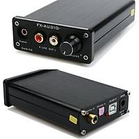 FX-Audio DAC-X3 Bộ Giải Mã Khuếch Đại Âm Thanh 24BIT/192Khz Cổng Coaxial - USB PC - Optical - Kèm Nguồn - Hàng Chính Hãng