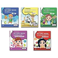 My First Books Cuốn Sách Đầu Tiên Cho Bé (5 Cuốn)