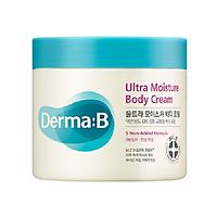 Derma:B Ultra Moisture Body Cream 430ml