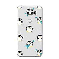 Ốp lưng dẻo cho điện thoại LG V30 - 0027 CARTOON04 - Hàng Chính Hãng