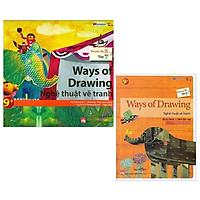 Combo All Story - Ways Of Drawing - Nghệ Thuật Vẽ Tranh (Trình Độ 2 - Tập 7) (Bộ 2 Cuốn)