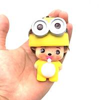 Móc Khóa Baby Minion
