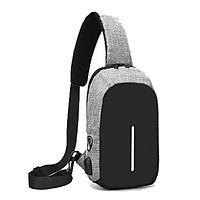 Túi đeo chéo nam chống trộm, siêu bền có phản quang Balo 4.0