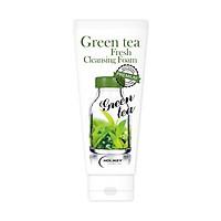 Sữa Rửa Mặt Trà Xanh Làm Trắng - Giảm Mụn Holikey Green Tea Fresh Cleansing Foam 100ml