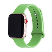 Dây đeo silicon cho Apple Watch 42mm / 44mm Kakapi - Hàng chính hãng