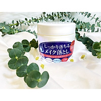 Kem lạnh  lạnh Massage tẩy trang chăm sóc da mặt Cosmetex Roland Loshi Moist Aid Massage Cold Cream N 300g