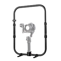 DF DIGITALFOTO MAGIC RING X Professional Dual Handle Grip Ring Handheld Stabilizer Photography Accessory Load Bearing