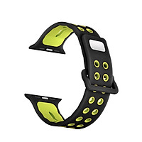 Dây đeo Sport cho Apple Watch màn hình 38mm/40mm - Mọi series (6 màu) - Hàng chính hãng