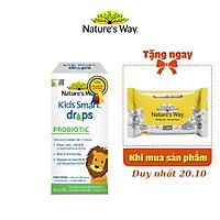 Siro Uống Nature's Way Kids Smart Drops Probiotic Bổ Sung Men Vi Sinh Cho Bé 20ml