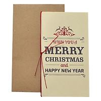 Thiệp Giáng Sinh Lớn imFRIDAY XMAS8