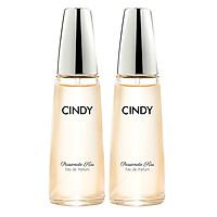 Combo 2 Nước Hoa Nữ Cindy Passionate Kiss 30ml Bất Kỳ