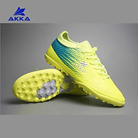 Giày đá bóng nam giày đá banh AKKA CONTROL 2 TF Xanh nõn