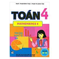 Toán Lớp 4 Song Ngữ Anh - Việt