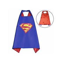 Set áo choàng kèm mặt nạ siêu anh hùng, siêu nhân hóa trang halloween