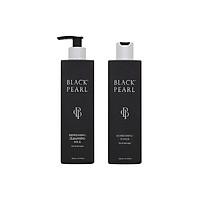 Combo Black Pearl - Sữa Rửa Mặt Tẩy Trang Black Pearl + Toner Cân Bằng Độ Ẩm - Tẩy Trang, Làm Sạch, Dưỡng Ẩm Và Cân bằng pH Da