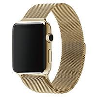 Dây đeo cho Apple Watch Milanese Loop Size màn hình 42mm và 44mm - Mọi series (SP có 4 màu) - Hàng chính hãng