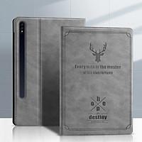 """Bao Da Nắp Gập Thông Minh Dành cho  Samsung Galaxy Tab S7 11 """"2020 T870 T875"""