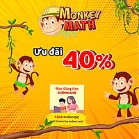 Monkey Math - Học Toán theo chương trình GDPT Mới cho trẻ Mầm non & Tiểu học